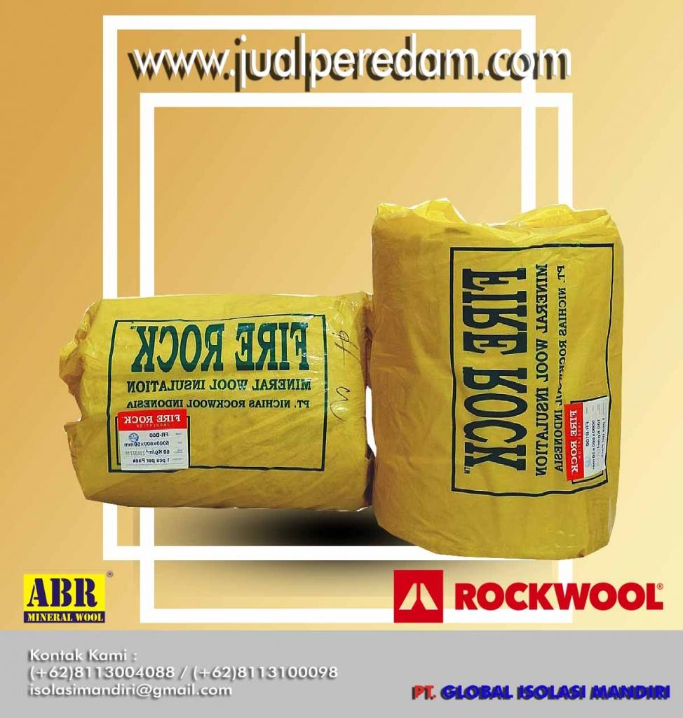 Rockwool Blanket D100