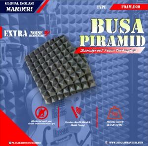 Jual Busa Pyramid Acoustic